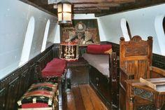 UK203 captains cabin