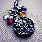 Handmade Jewelry. Fair Masters - handmade pendant Spring Blossom № 2. Handmade.