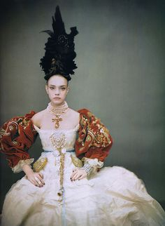 Kenettra couture inspiration.