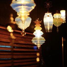 #ガラスペンダントランプ  #照明  #ランプ  #デザイン照明 #borosilicate #giyaman #glass#テーブルランプ#desk #lamp Light Bulb, Chandelier, Ceiling Lights, Lighting, Home Decor, Corning Glass, Candelabra, Decoration Home, Light Fixtures
