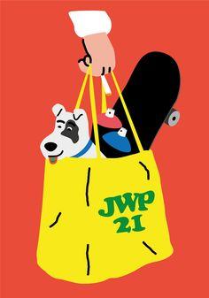 JWP 21 / Poster Michal Loba