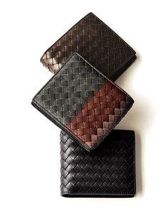 Woven+Wallet+by+Bottega+Veneta+at+Neiman+Marcus.