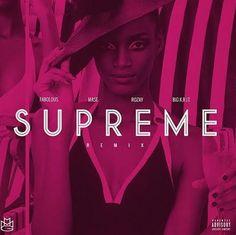 Rick Ross ft. Big K.R.I.T., Ma$e & Fabolous – Supreme (Remix)