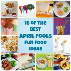 April Fools Day Fun Food Ideas