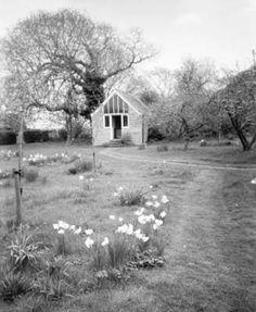 Virginia's writing lodge