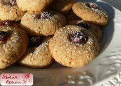 Tour d'Europe des biscuits de l'Avent : Haselnussplätzchen allemands (biscuits…