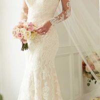 Bridal Trends: Off The Shoulder Wedding Dresses