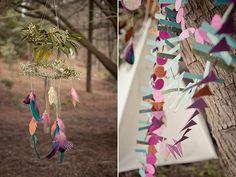 Camp Talia girl's camp-themed 10th birthday | Design by Ivy and Oak Events | Photos by Katie Toland | See more on 100 Layer Cakelet