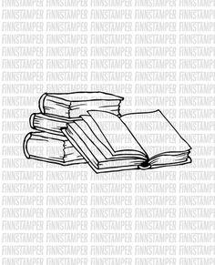 FinnStamper-leimasin Kirjat 04