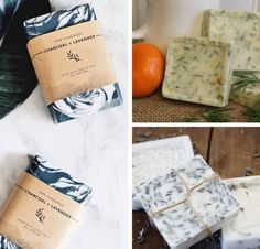 Goat's Milk Soap Craft Idea | Creative Valentines Day Ideas | Sustainable Crafts For Your Love