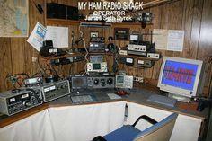 W9EHU's Ham Radio Shack
