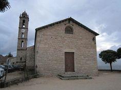 Région de l'Alta-Rocca http://fr.wikipedia.org/wiki/Quenza Église Saint-Georges de Quenza, Corse (Classé 1979, Inscrit 1989)