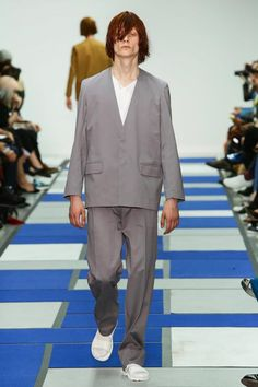 Agi & Sam Menswear Spring Summer 2015 London