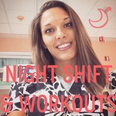 Night shift and energy RARELYcome hand in hand. In fact, many of my fellow shift workers and RNs are completely shocked when I tell them I work out 5-6 days per week regardless of working full ti…