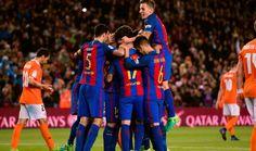 El Barça manda al Osasuna a Segunda