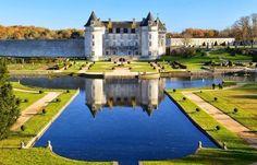 Замок #Ла #Рош- #Курбон, #Франція.