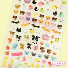 Korea Sticker - Animals