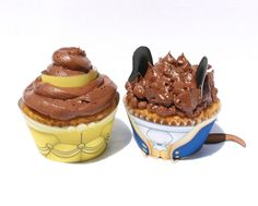 Beauty and the Beast Cupcake Wrapper Set $6.00