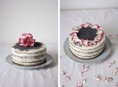 Děvče u plotny - Makový dort scitronovým mascarpone