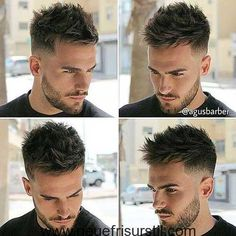 Hair Styles For School Cool Hairstyles for Men 2017 Chic Short Haircut Cool Hairstyles For Boys, Trendy Mens Haircuts, Cool Haircuts, Hairstyles Haircuts, Short Male Haircuts, Young Boy Haircuts, Mens Hairstyles 2014, Classic Mens Hairstyles, 2018 Haircuts