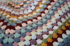 Ravelry: Granny Goes Large pattern by Sandra Paul