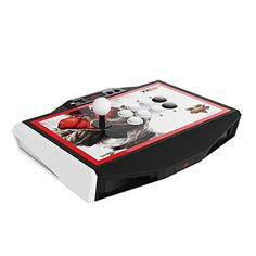 Mad Catz Street Fighter V #Arcade #FightStick TE2+ for #PlayStation4 and PlayStation3  Full review at: http://toptenmusthave.com/best-ps4-accessories/