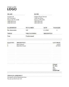 Packing Slip Templates  Invoice Templates    Template