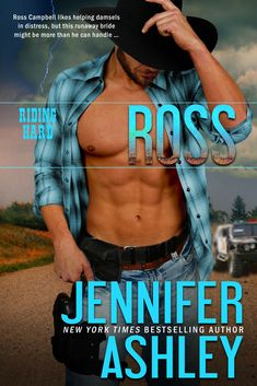 Ross: Riding Hard (Book 5) by Jennifer Ashley. Ross loves a damsel in distress, but he gets more than he bargains for when he tries to help a bride get to the church on time.