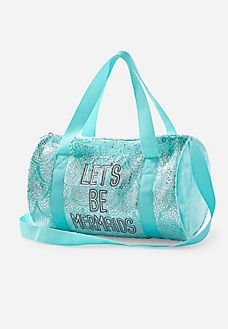 Justice is your one-stop-shop for on-trend styles in tween girls clothing & accessories. Shop our Mermaid Eye Mask & Socks Set. Tween Fashion, Fashion Bags, Fashion 101, Justice Bags, Unicorn Fashion, Mermaid Kisses, Tween Girls, Girls Bags, Cute Bags