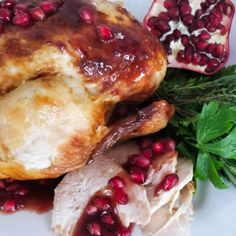 Pomegranate Sauce:  This elegant sweet and savory pomegranate sauce is great for dressing up pork, seafood or poultry. Corn Salad Recipes, Corn Salads, Sauce Recipes, Chicken Recipes, Pomegranate Sauce, Pomegranate Recipes, Food Safety Standards, Recipe Creator, Sweet Tarts