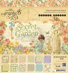 REPIN to win a Secret Garden prize pack! Deadline: Sunday, September 1, 11:59 PM PST.