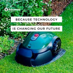 af47f7d440b 24 Best Robot lawn mower images