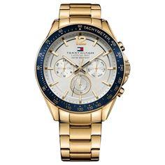 Relógio Tommy Hilfiger Masculino Aço Dourado - 1791121