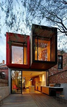 16 Of The Year's Coolest Houses (And One Really Ugly One) | Co.Design | business + design