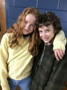 Find images and videos about stranger things, millie bobby brown and max on We Heart It - the app to get lost in what you love. Stranger Things Fotos, Stranger Things Kids, Bobby Brown Stranger Things, Stranger Things Aesthetic, Stranger Things Season, Stranger Things Netflix, Millie Bobby Brown, Bobbie Brown, Sadie Sink
