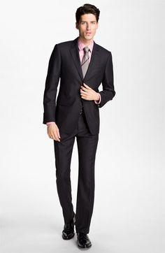Burberry Suit & Dress Shirt