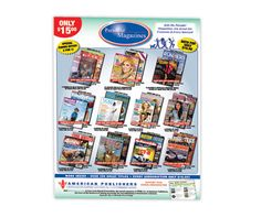 Fundraising With Magazines - Learn how on Rewarding-Fundraising-Ideas.com...