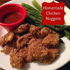 Phase 2 Archives - Page 3 of 4 - My Eating Clean Journey  Homemade Chicken Nuggets