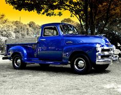 Customer Submitted Pictures of 1947-1959 Chevy Trucks - LMCTruck.com