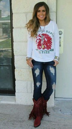 Gypsy soule, and liberty black boots.... cute