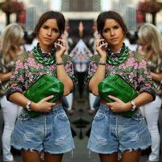 How to Chic: MIROSLAVA DUMA - STREET STYLE