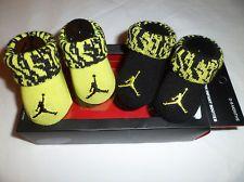 NIB Nike Air JORDAN BABY Infant Boys CRIB Shoes Booties Socks 0-6 M Newborn New