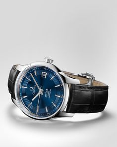 OMEGA Watches: De Ville Hour Vision - Steel on leather strap - Next Watch?