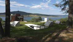 Residencia parcialmente enterrada en Bulgaria