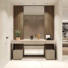Ambasador Park – StudioNacrt Modern Luxury Bedroom, Modern Bedroom Design, Home Room Design, Bathroom Interior Design, Luxurious Bedrooms, Interior Design Living Room, Living Room Designs, House Design, Flur Design