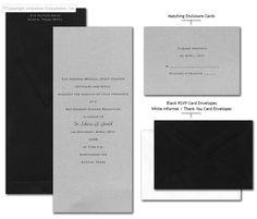 Sensational Silver - Corporate Invitations by Invitation Consultants. (Item # TX-PDEDSS )