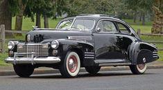 Flathead V8 Fastback: 1941 Cadillac Series 61 Coupe