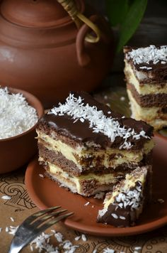 Lemon Cheesecake Recipes, Chocolate Cheesecake Recipes, Best Cheesecake, Pastry Recipes, Dessert Recipes, Cooking Recipes, Crazy Cakes, Polish Recipes, Mini Foods