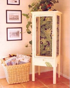 DIY bird cage                                                       …