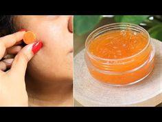 Apply Vitamin C Night Cream to Remove Wrinkles Skin Brightening Glow Serum to get Glass Skin Vitamin C, Face Cream For Wrinkles, Face Creams, Serum, Skin Care Masks, Glass Skin, Wrinkled Skin, Beauty Cream, Wrinkle Remover
